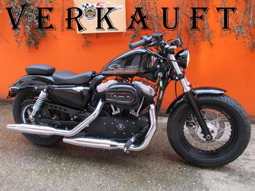 HARLEY DAVIDSON FORTY EIGHT - WIE NEU