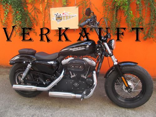Harley Davidson XL1200X Forty Eight Deutsches Modell
