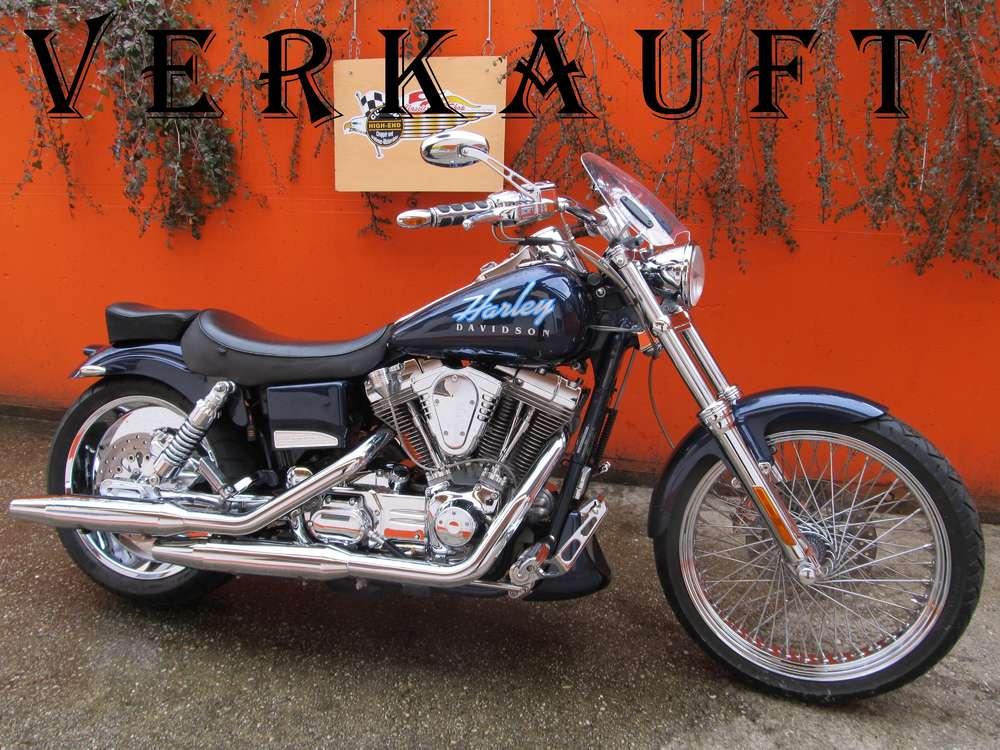 HARLEY DAVIDSON DYNA WIDE GLIDE SHOW BIKE - Classic Bike Shop ...