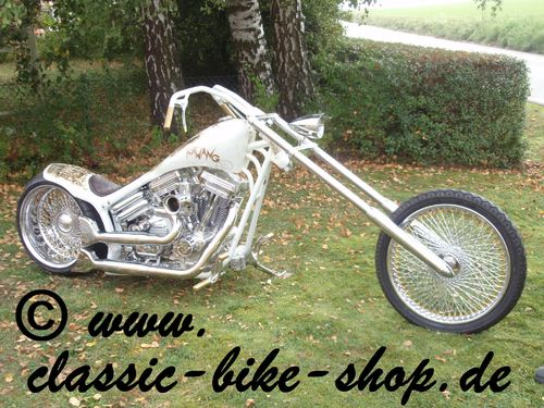 CLASSIC BIKE SHOP SHOWBIKE ROTWANG 2003