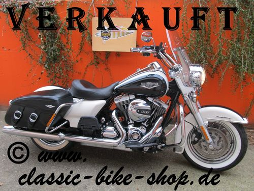 HARLEY DAVIDSON ROAD KING CUSTOM MIT ABS