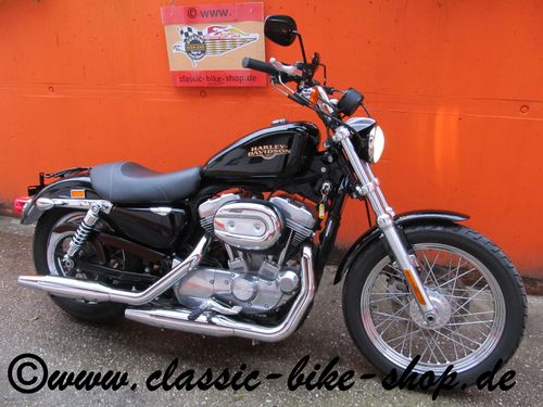 Harley-Davidson XL 883 Low