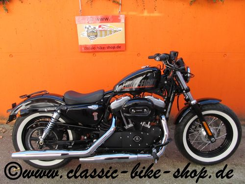 HARLEY DAVIDSON FORTY EIGHT 2015 - DEUTSCHES MODELL MIT ABS